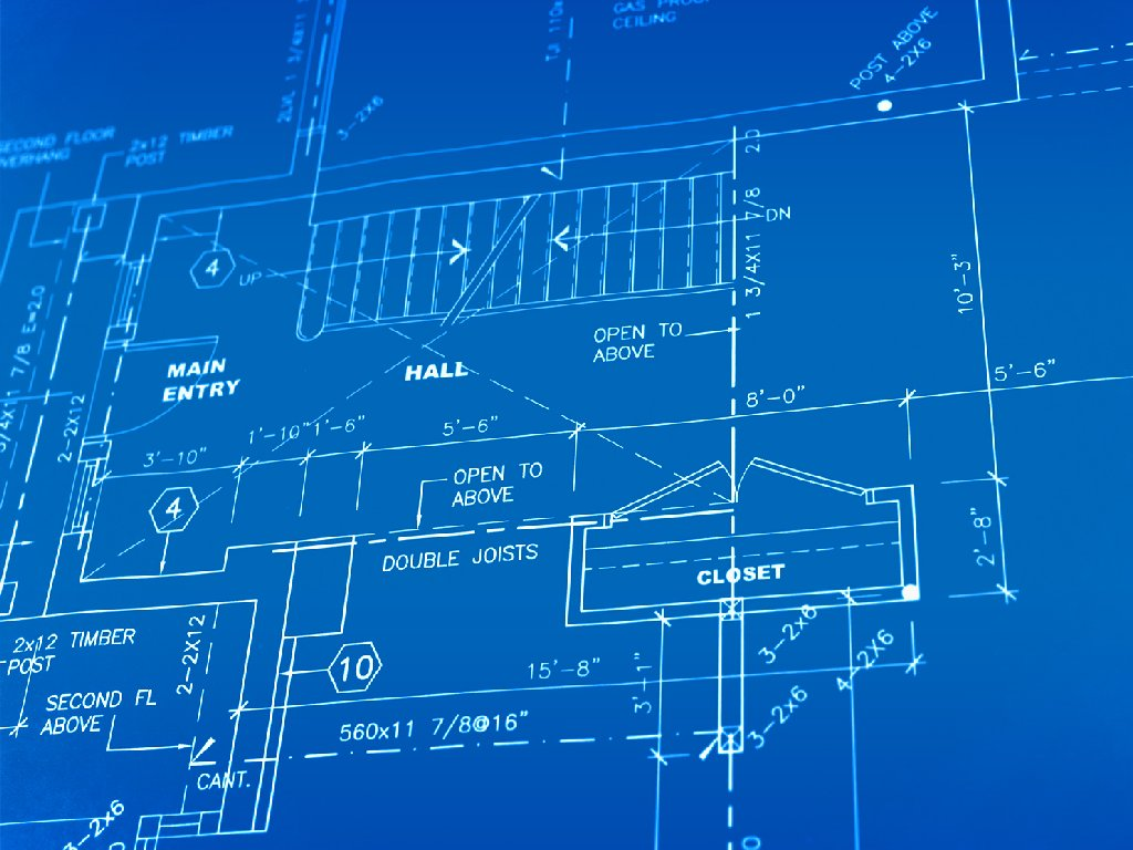 House Blueprint Wallpaper Www Pixshark Com Images